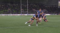 Slater and Chambers combine for Storm's first try