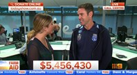 Fittler Appears On The Today Show For Farmers