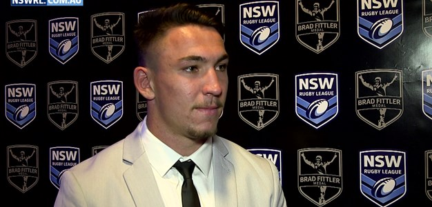 Robson Wins NSW U20s Player Of The Year