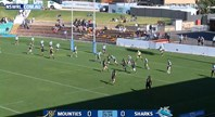 Sharks Edge Mounties In Thrilling Finish