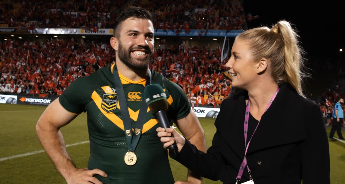 Tedesco Named Man Of The Match