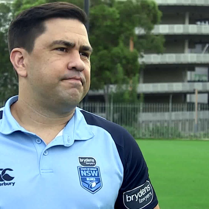 Soward: Meaney; Martin and Cogger are NRL quality