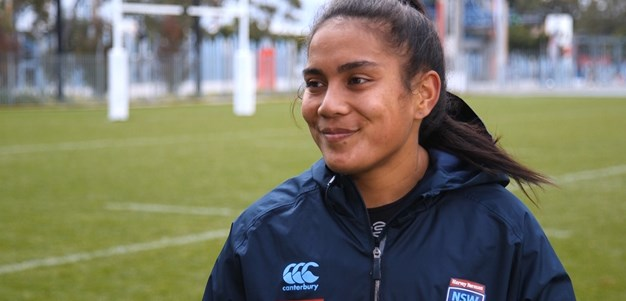 Taufa lauds fresh faces
