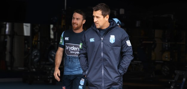 Maloney says Pearce was wrongly labelled NSW scapegoat