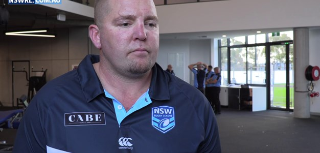 O'Meley plans to instill grit in NSW Under 20's