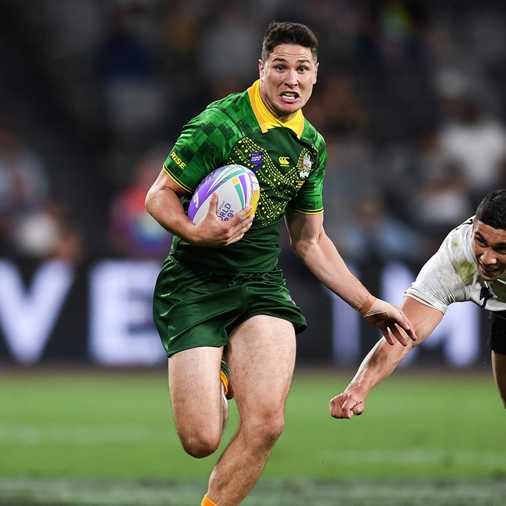 The best of Mitchell Moses at the 9s