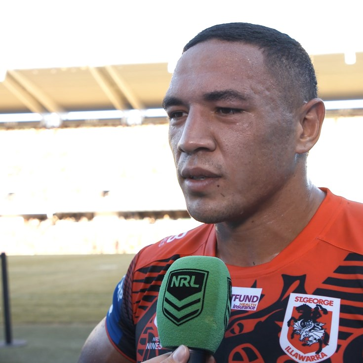 Frizell addresses talk about his future