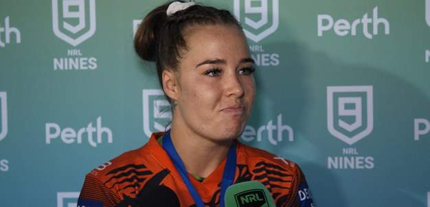 Kelly set to remain a Dragon for NRLW after Nines triumph