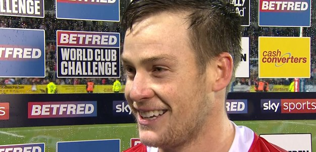 Keary awarded Man of the Match in WCC