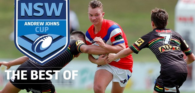 Andrew Johns Cup | Best through the hands tries
