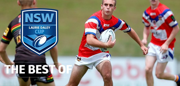Laurie Daley Cup | Best kick tries
