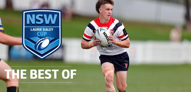 Laurie Daley Cup | Best runaway tries
