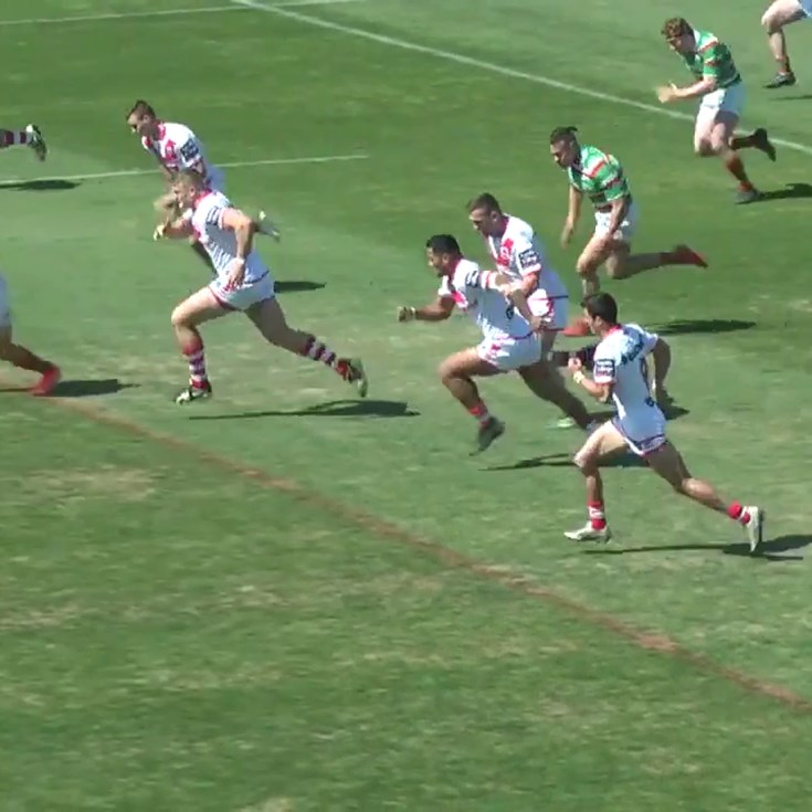 Rabbitohs number two try