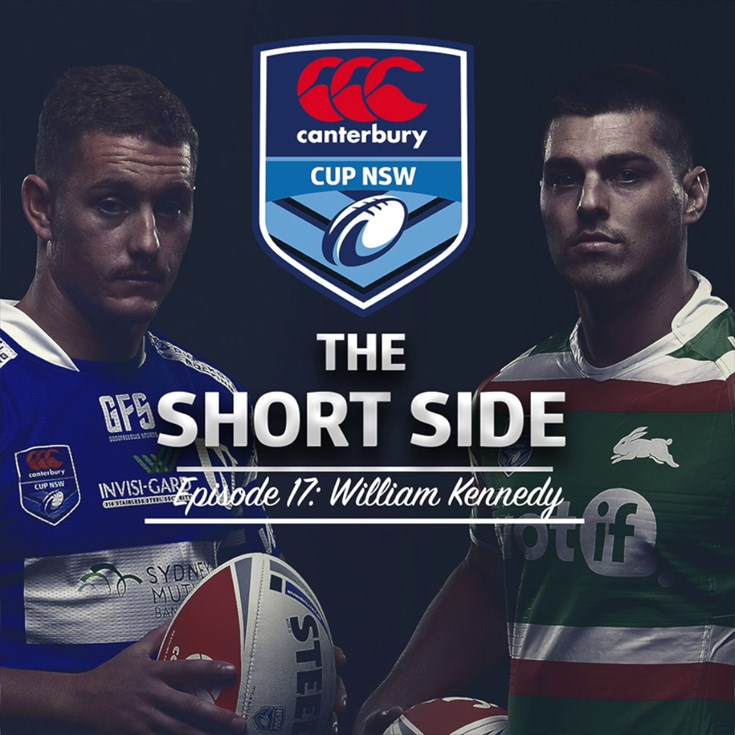 The Short Side with Jamie Soward | Episode 17: William Kennedy