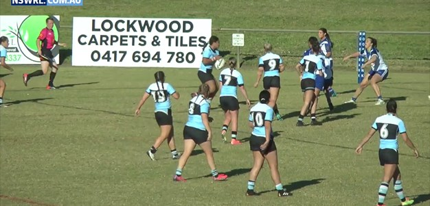 HIGHLIGHTS | NSW Womens Premiership Rd 7
