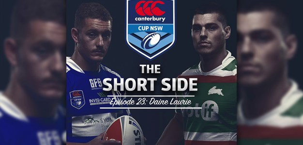 The Short Side with Jamie Soward Episode 23 Daine Laurie