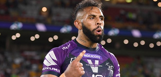 Addo-Carr: It will probably be my last week with the Storm