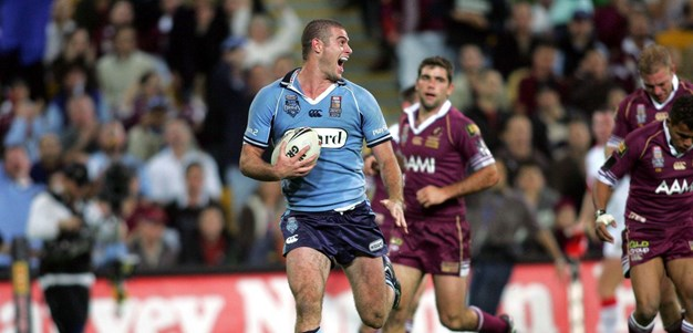 King's hat-trick in the 2005 decider
