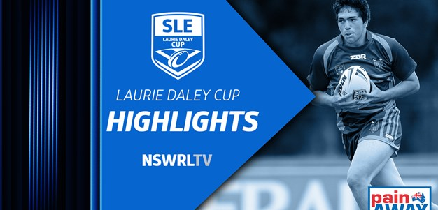 NSWRL TV Highlights | Laurie Daley Cup  R3