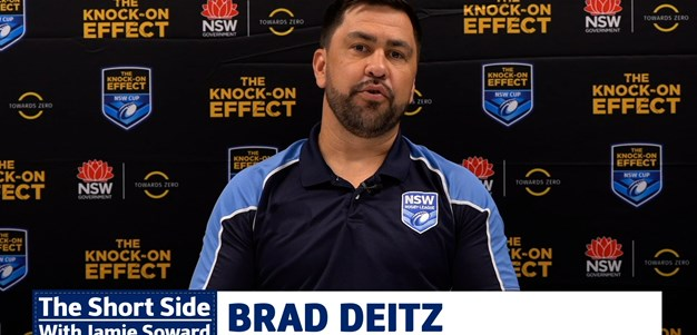 The Short Side with Jamie Soward | NSW Cup 2021 Preview