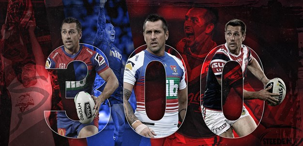 Mitchell Pearce's journey to 300
