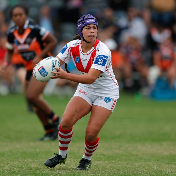 Harvey Norman Tarsha Gale Cup Highlights Elimination Finals