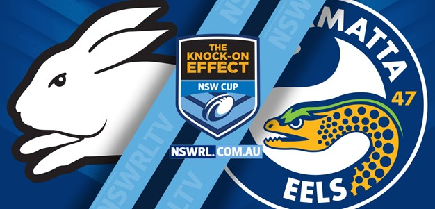 Eels v Rabbitohs NSW Cup Highlights Round 7