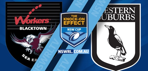 Magpies v Sea Eagles NSW Cup Highlights Round 7