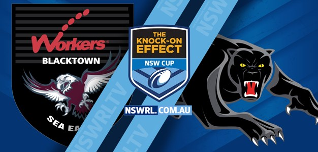 Panthers v Sea Eagles NSW Cup Highlights Round 8