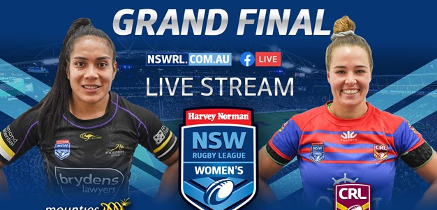 NSWRL Harvey Norman Women's Premiership GF