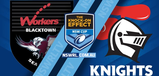 NSW Cup Highlights Sea Eagles v Knights Round 5
