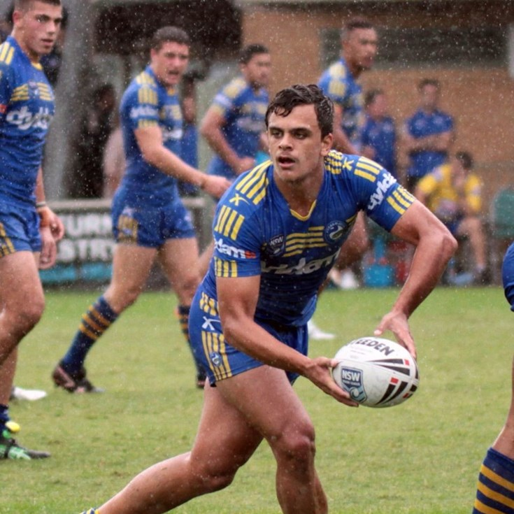 SGB RD 3 Eels v Dragons