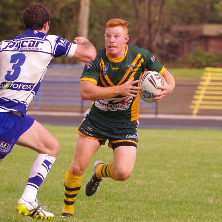VB NSW Cup Team Lists - Round Five