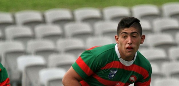 Dragons v Rabbitohs HM RD 8