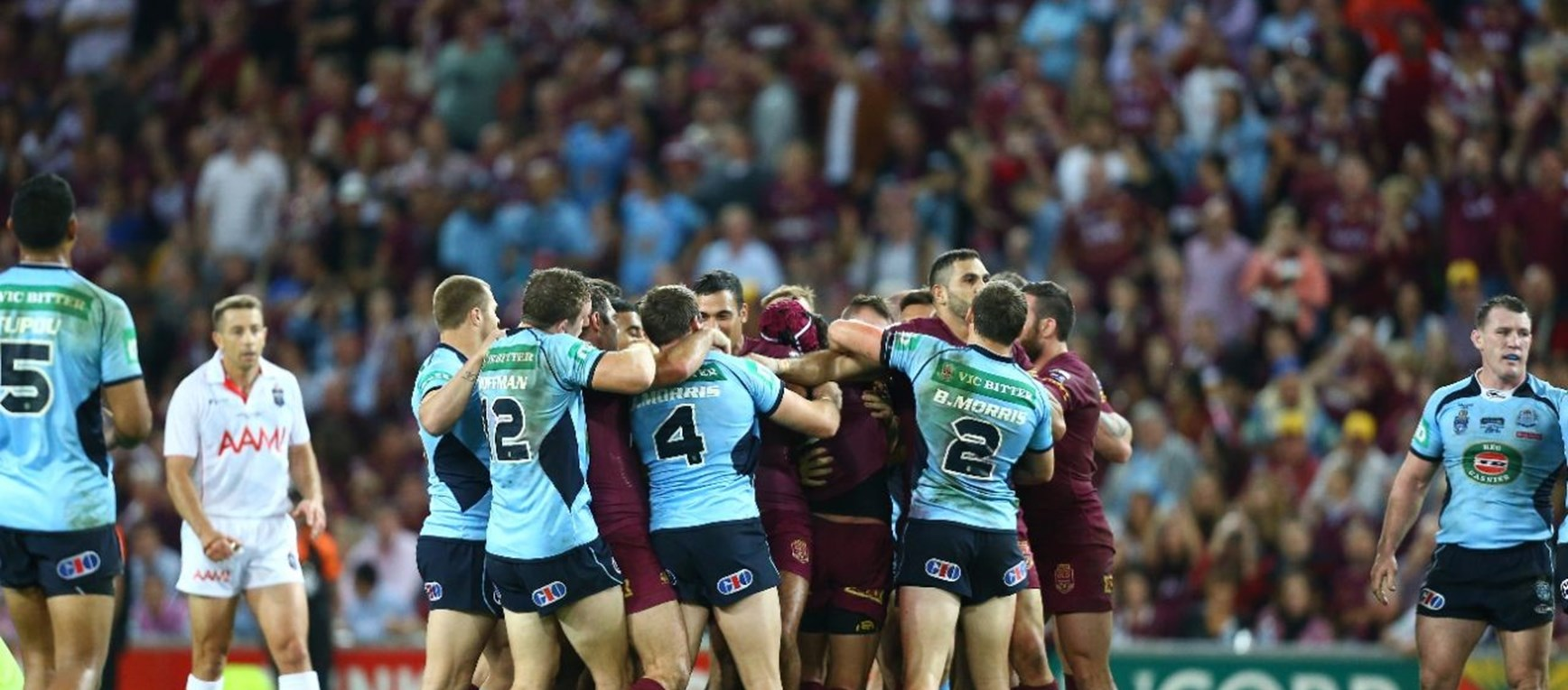 State of Origin - Game One Gallery