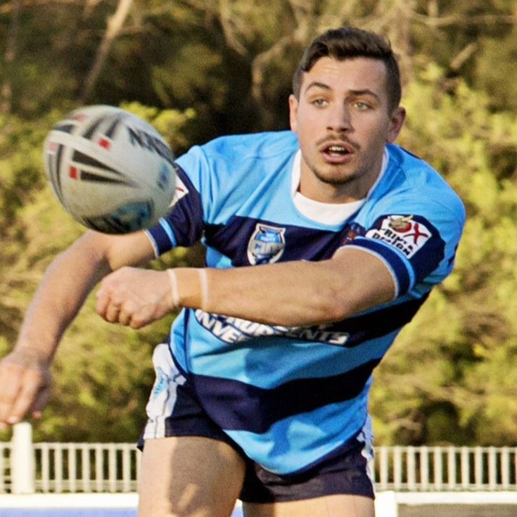 Ron Massey Cup Team Lists - Round Fifteen