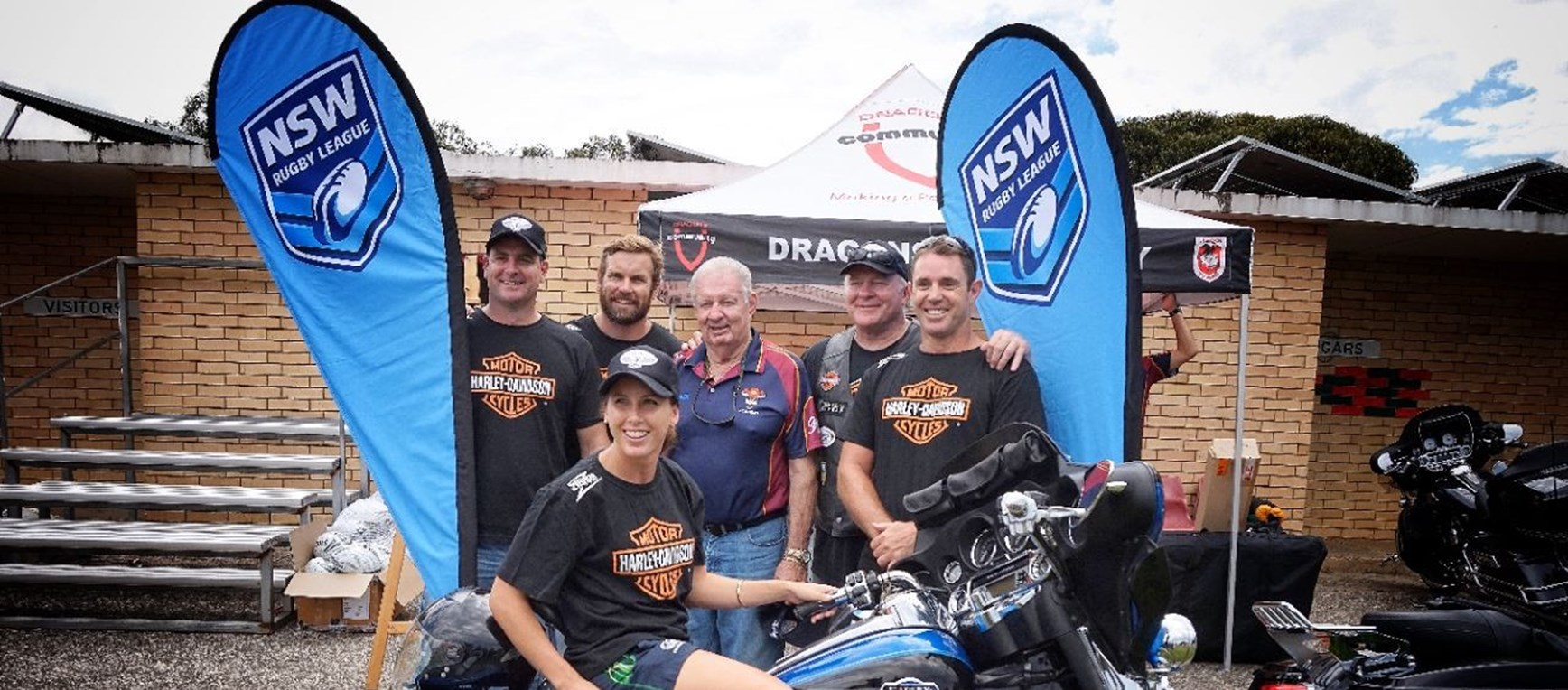 GALLERY: Hogs Cruise South