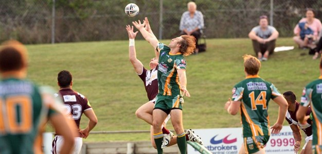 VB NSW CUP TEAMS ROUND 2