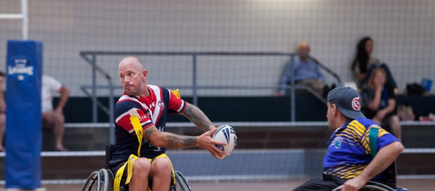 2015 Wheelchair Rugby League Grand Final