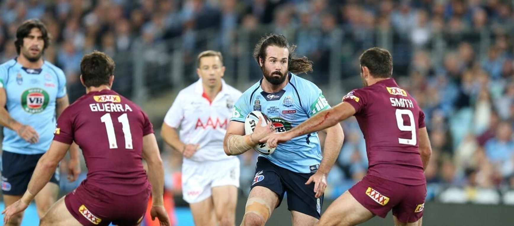 GALLERY: State of Origin Game 1