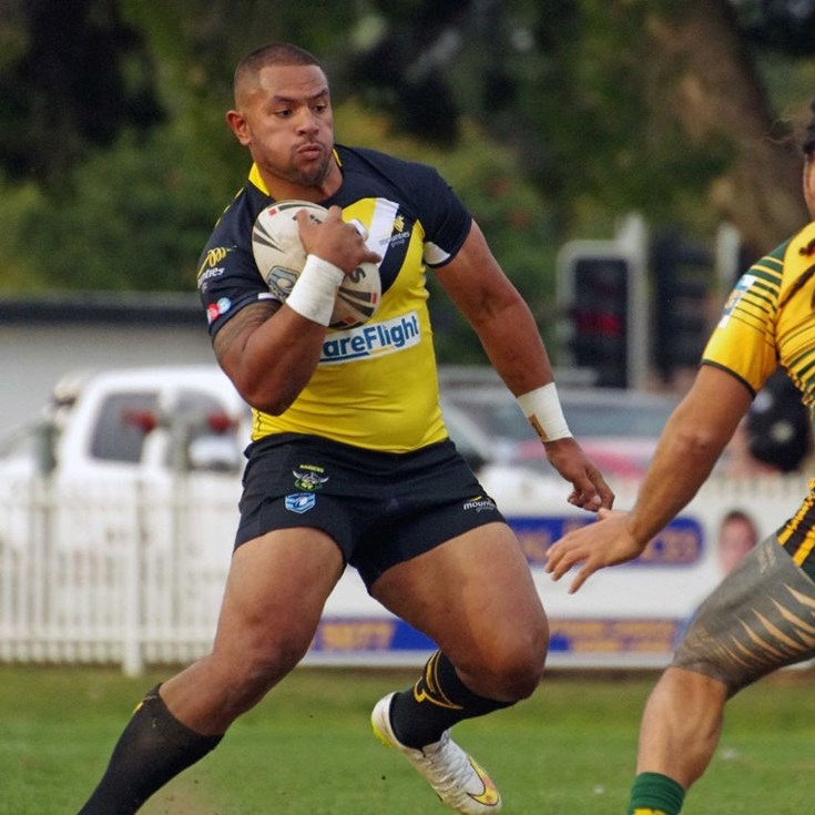 Teams Week Two Finals | Ron Massey Cup