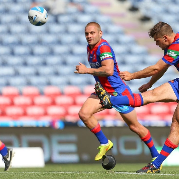 ISP Report: Newcastle v Penrith