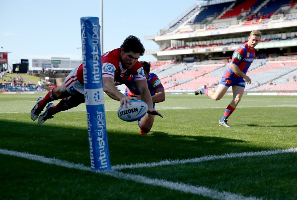 Competition - Intrust Cup - Newcastle Knights v Illawarra Cutters - Sunday 15 May 2016, Hunter Stadium Broadmeadow, Newcastle NSW - Photographer Shane Myers © nrlphotos.com