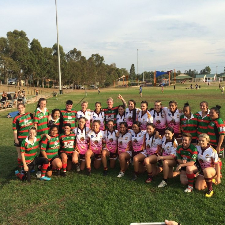 RESULTS | Sydney Metropolitan Womens Rugby League Rd 6
