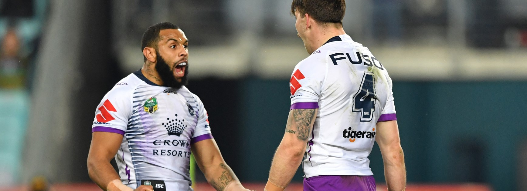 Storm pair could light up Origin together