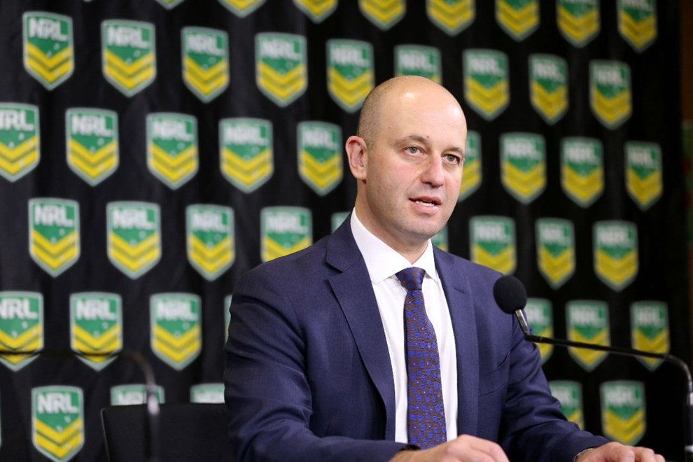 Parramatta Eels Salary Cap Breach Annoucment.