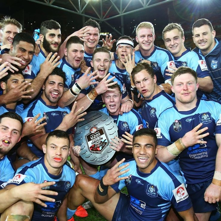NSW Under-20s Team Announcement