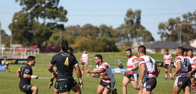 RESULTS | Ron Massey Cup Rd 24