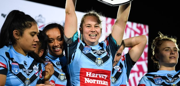 Tickets on sale for Harvey Norman Women's State of Origin