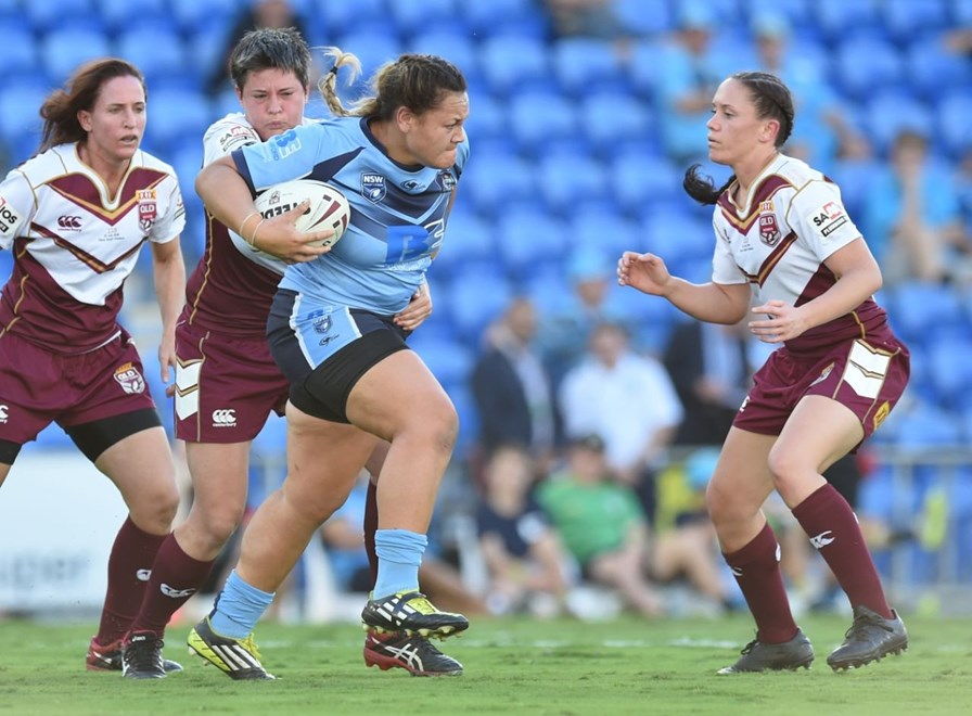 Womens State of Origin